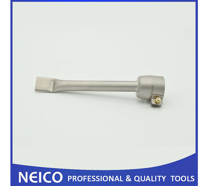 US Degree Angled Wide Slot Weld Nozzle For Traic S Hot Air Nozzle